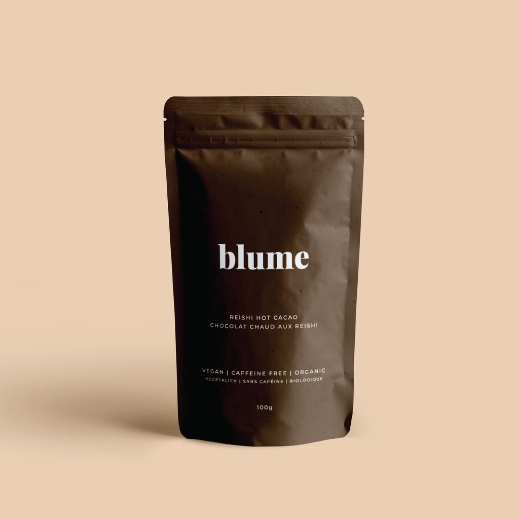 The Reishi Hot Cacao Blend - By Blume