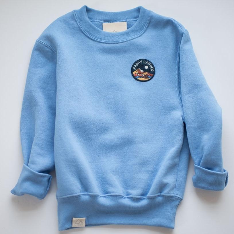 The Happy Camper Sweatshirt - KIDS