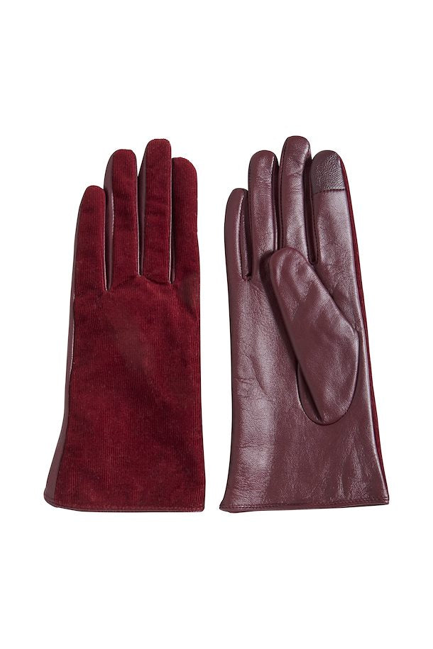 The Hillary Gloves - Port