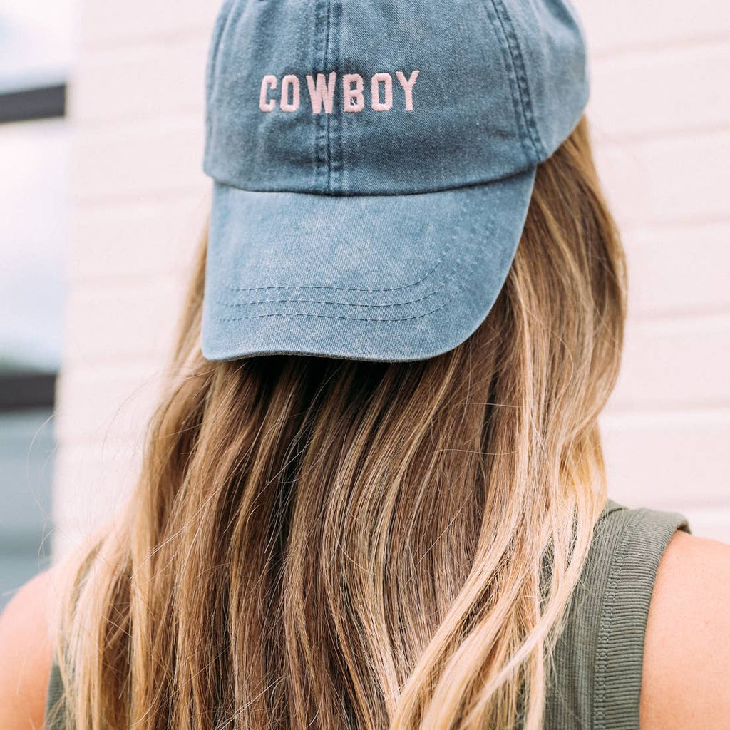 The 'Cowboy' Baseball Cap