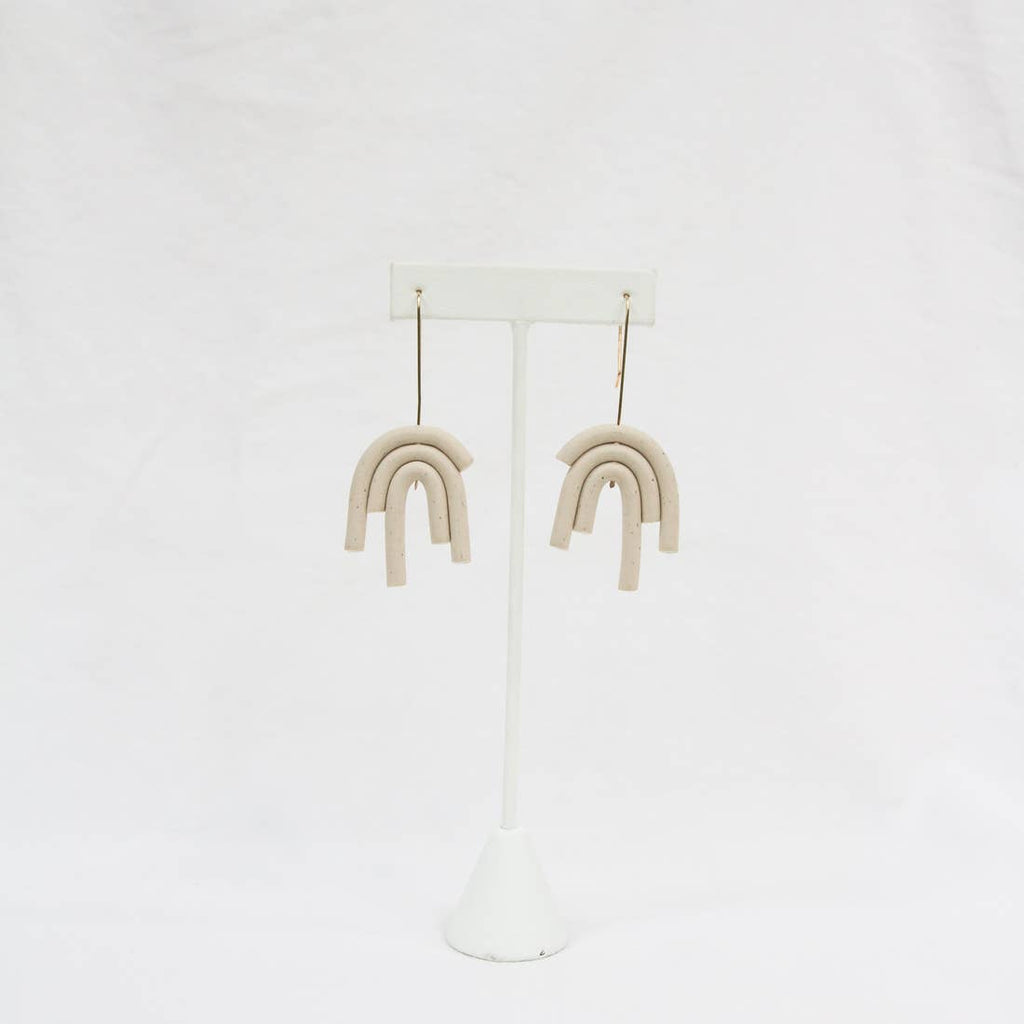The Connor Dangle Earring - Various Colours