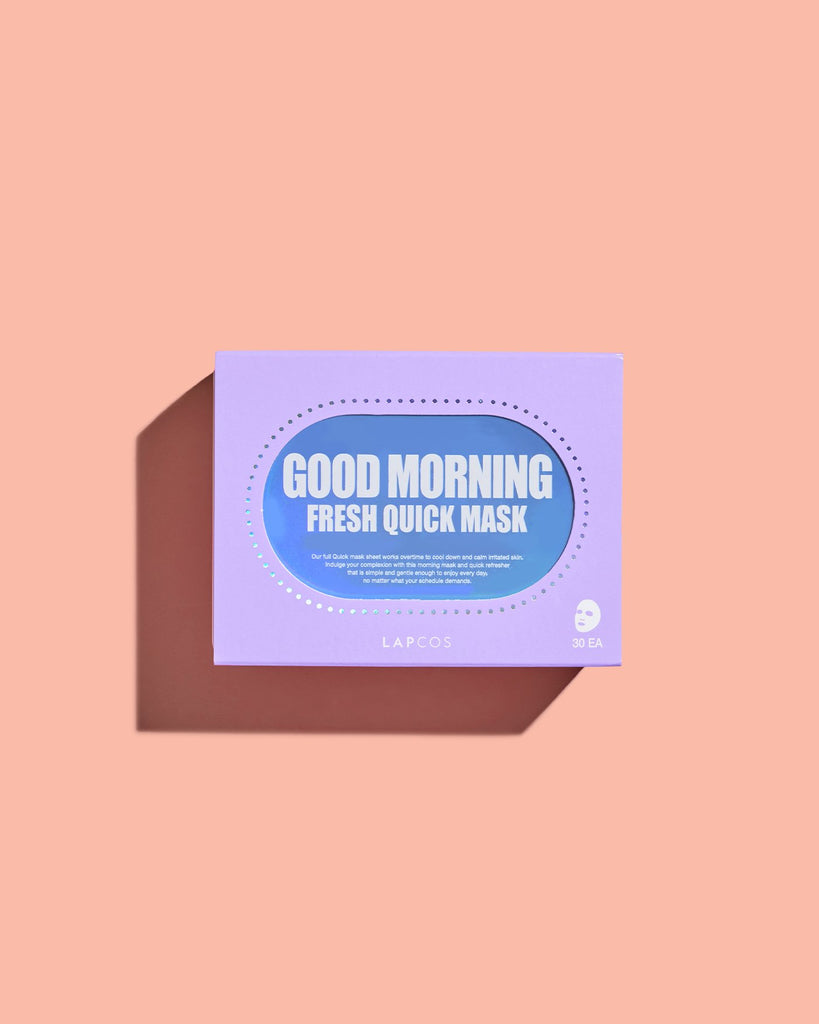 The Good Morning Quick Mask