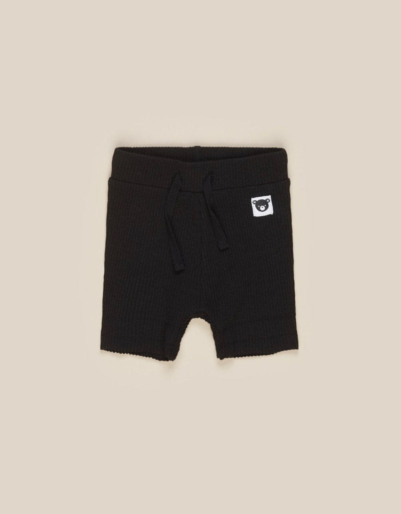 The Rib Shorts by Hux Baby