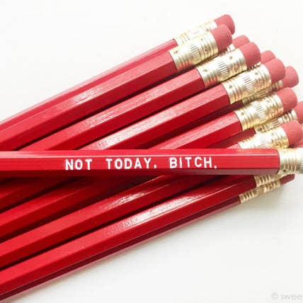 The Pencil Set (Pack of 5) - Various Sayings