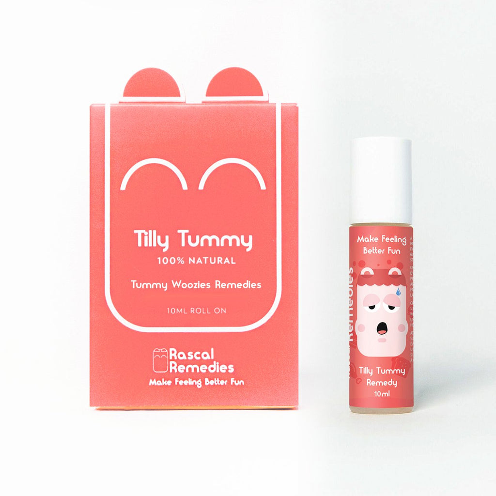 The Tilly Tummy (Upset Tummy) Roll-On Remedy