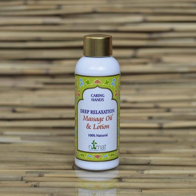 The Massage Oil - Deep Relaxation