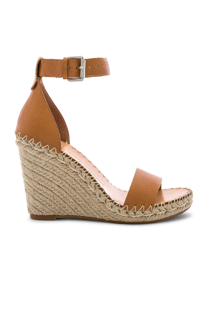 The Noor Wedge by Dolce Vita - Tan
