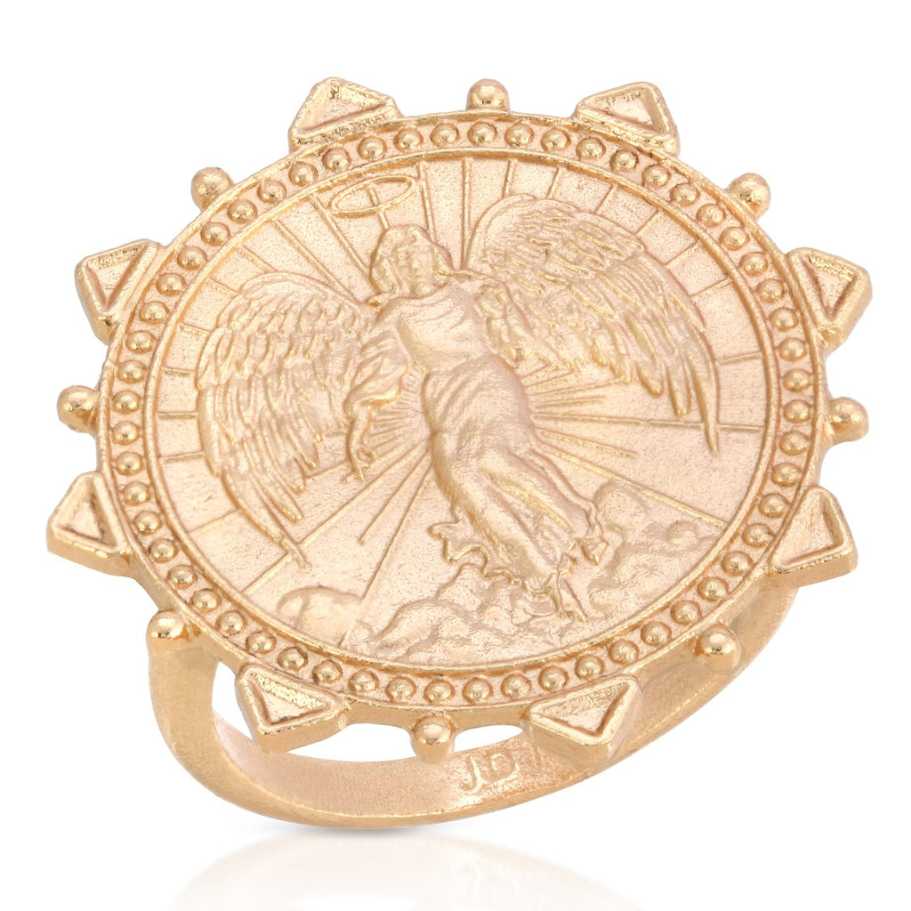 The Angel, Baby Ring - Gold