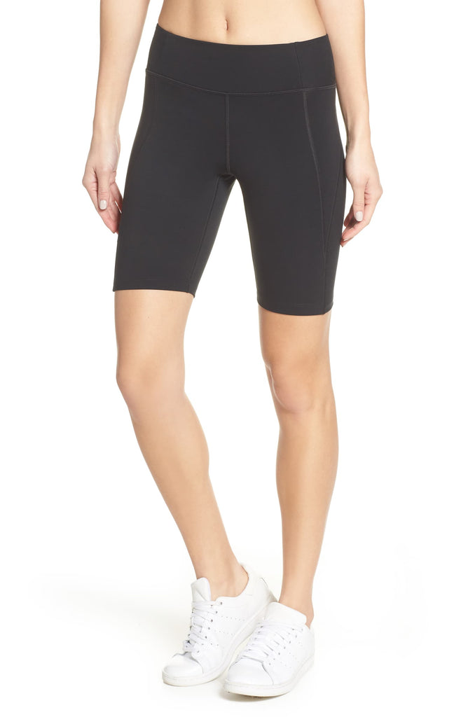 The Girlfriend Collective Bike Short - Black