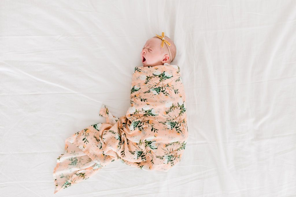 The Swaddle Blanket - Protea