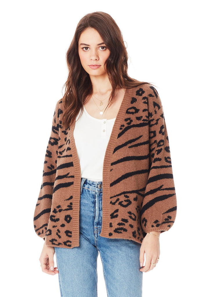 The Juliet Cardigan by Saltwater Luxe