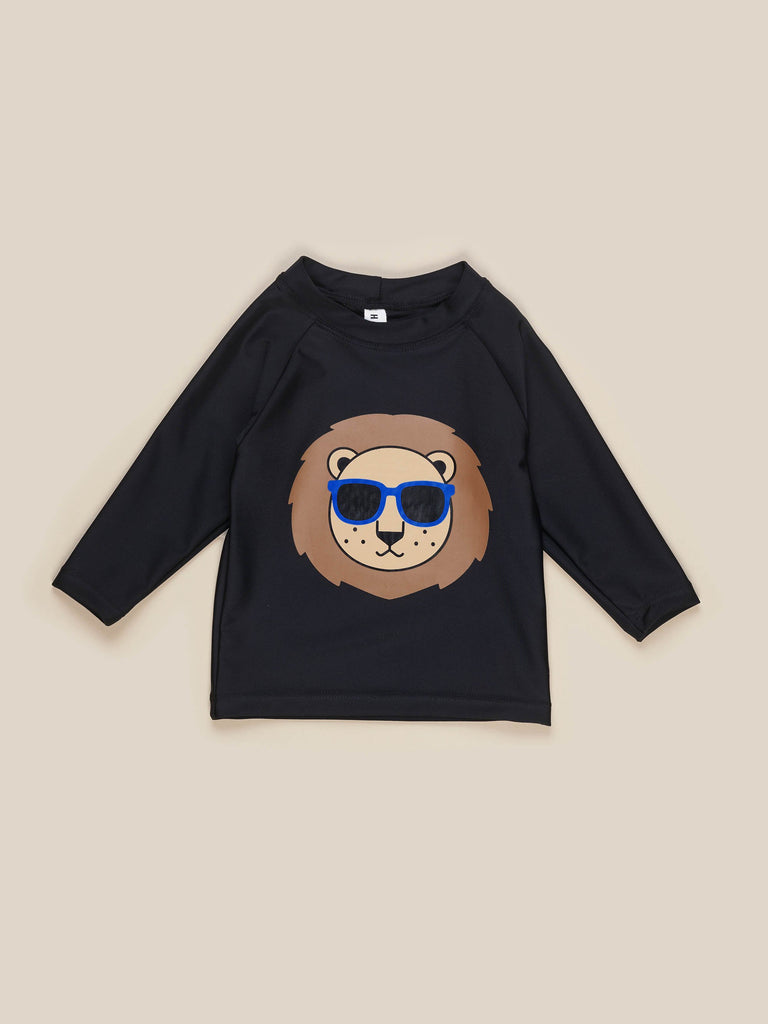 The Lion Rashguard - The Kid