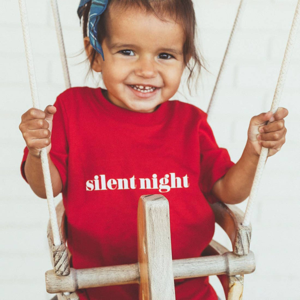 The Silent Night T-Shirt - Kids