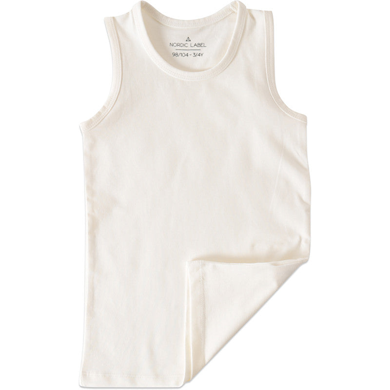 The Classic Tank - Off White