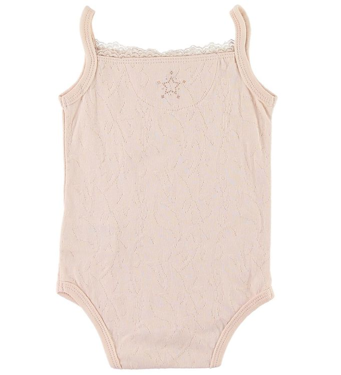 The Sara Tank Onesie - Blush