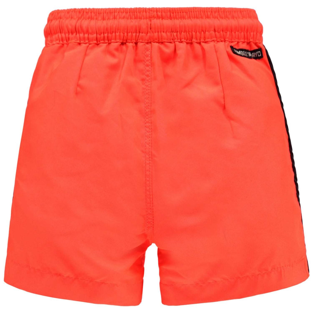 The Alfredo Neon Swim Trunk - Baby