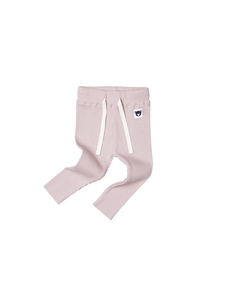 The Hux Baby Rib Legging - Baby - Sugar