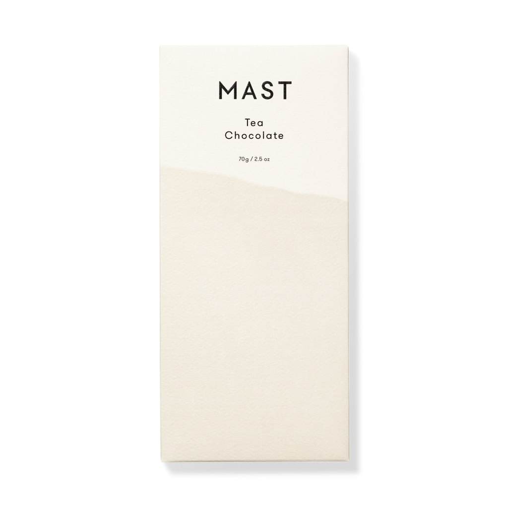 The Mast Chocolate Bar - Tea Chocolate