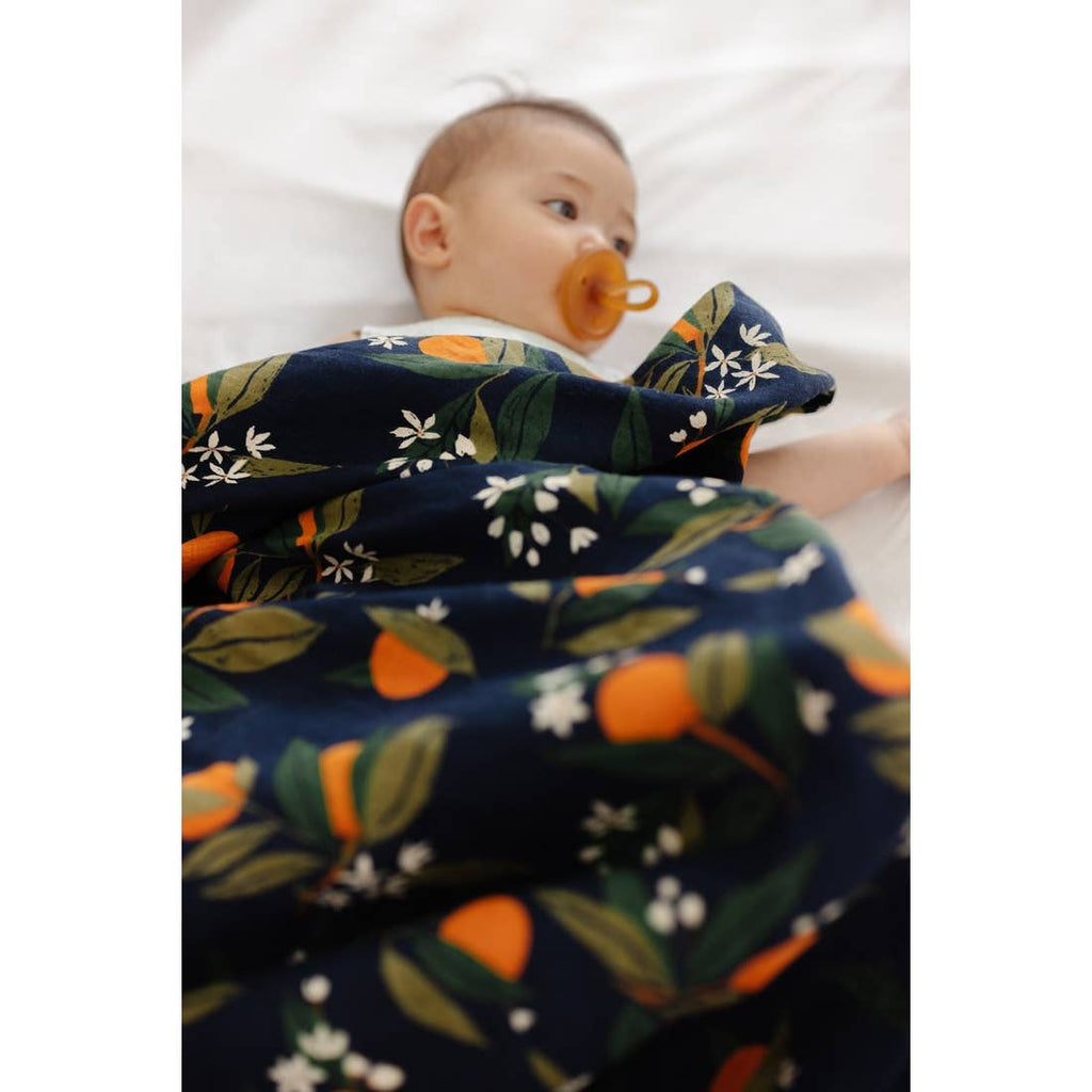 The Orange Blossom Swaddle