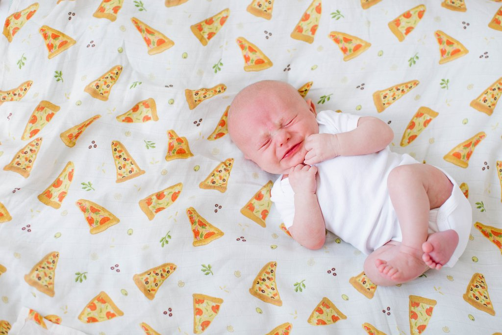 The Swaddle Blanket - Pizza