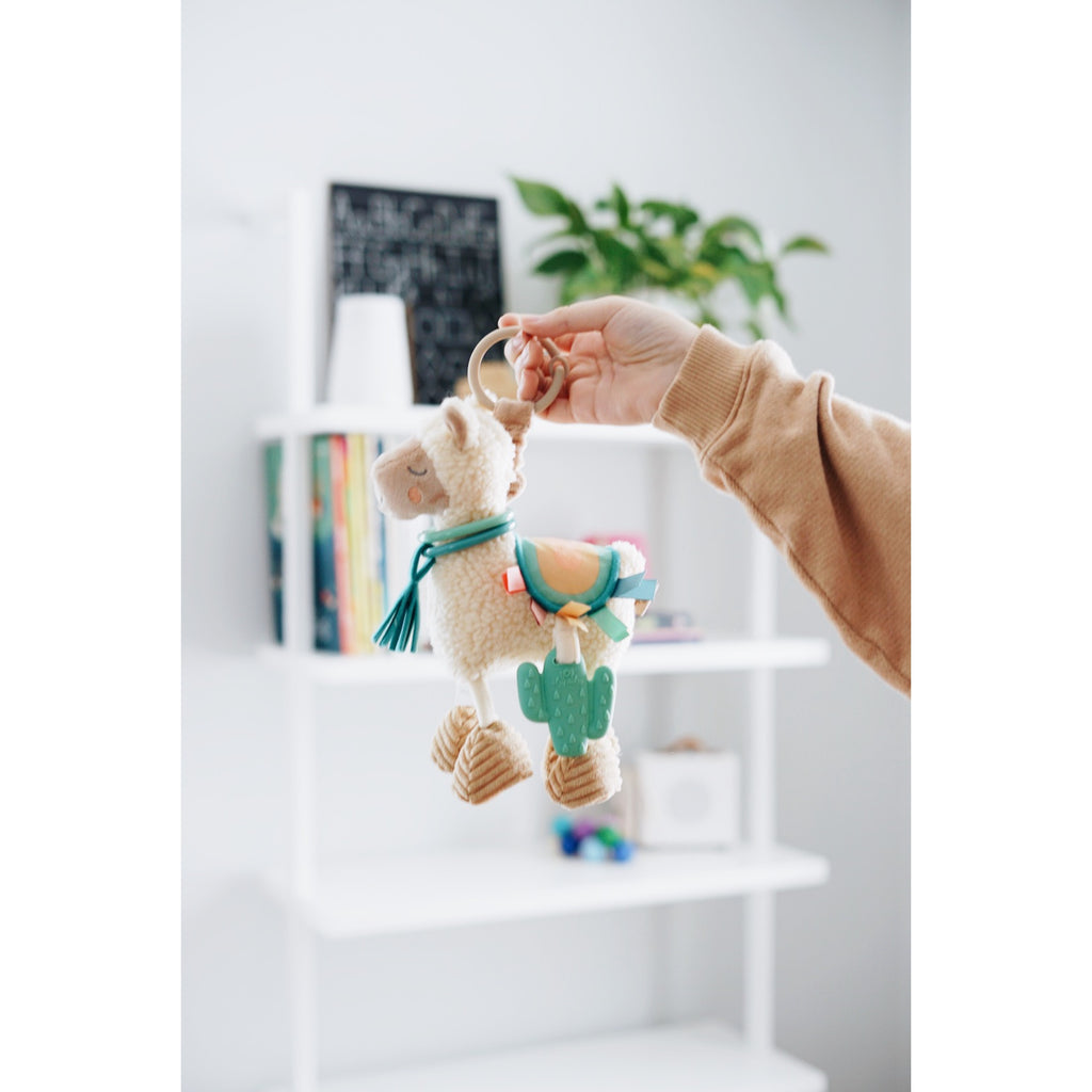 The Link & Love Llama Plush