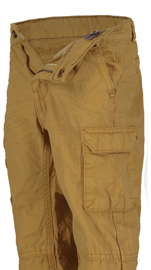 The Alliance Cargo Pants - Dijon