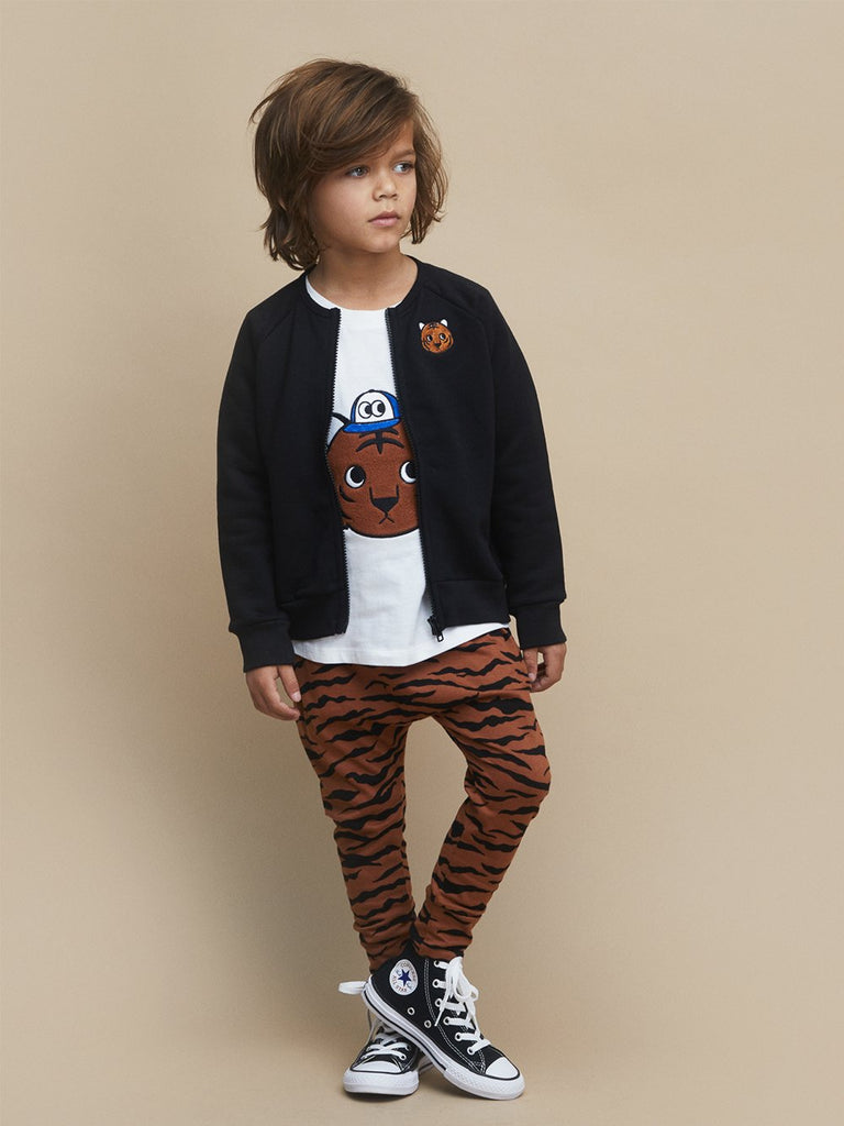 The Tiger Drop Crotch Pant - Baby