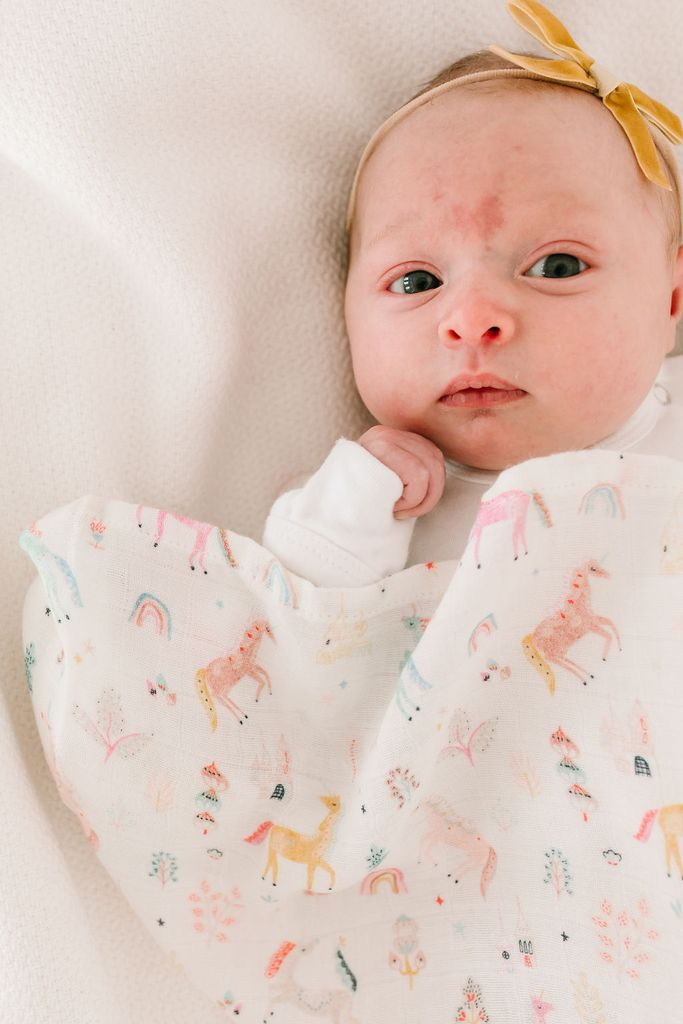 The Swaddle Blanket - Unicorn Dreams