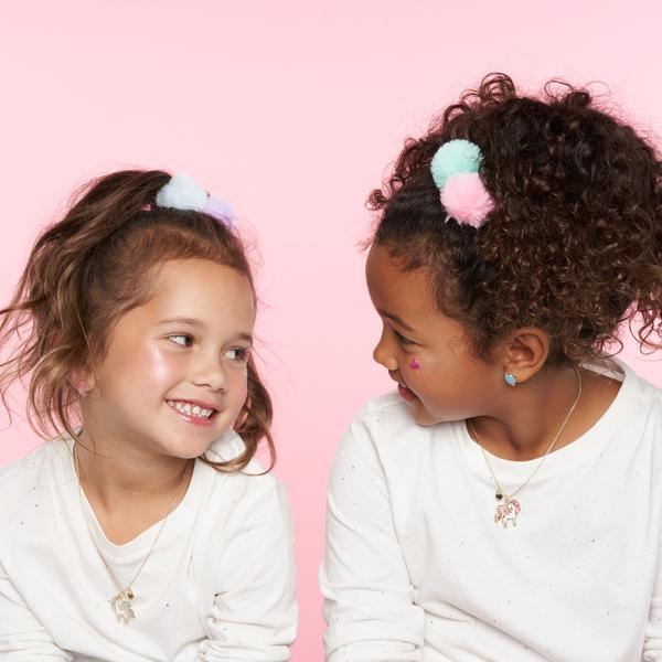 The Kids Friendship Necklaces (2 pack) - Various Styles