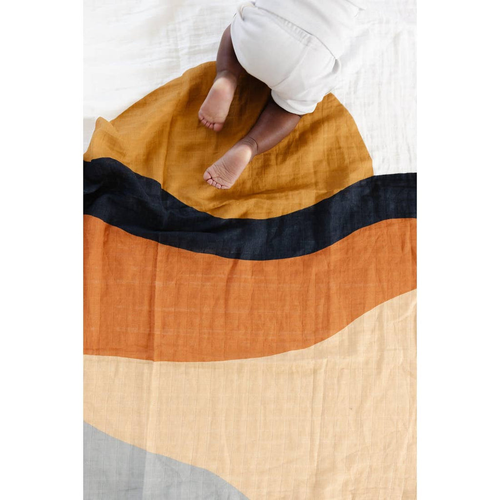 The Sunset Swaddle