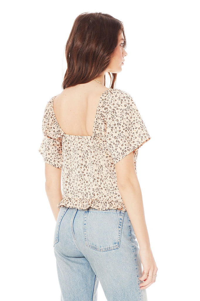 The Nina Blouse by Saltwater Luxe