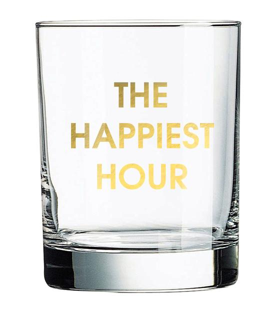 The Rocks Glass - Happiest Hour