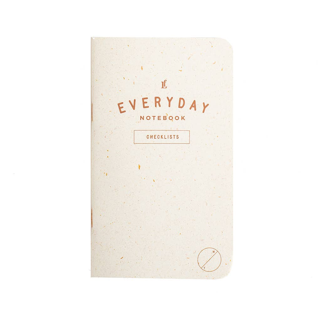 The Everyday Checklists Notebook
