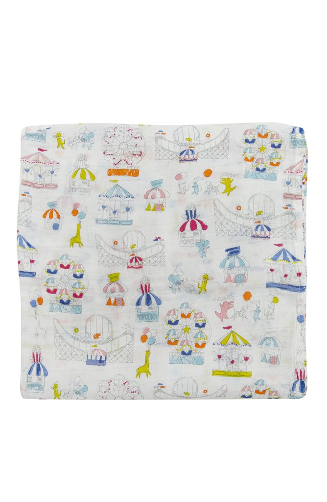 The Swaddle Blanket - Carnival Fun