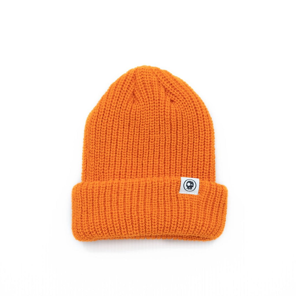 The Minimal Beanie by Headster - Orange