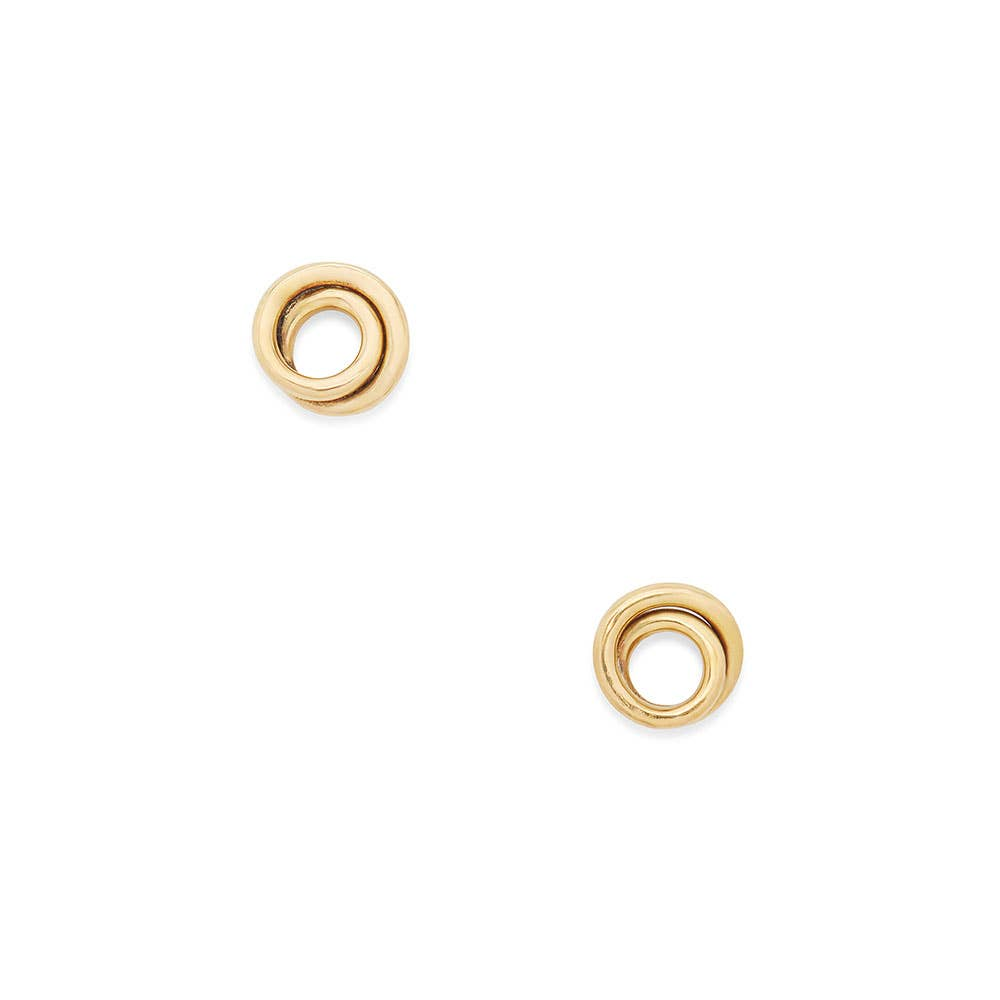 The Linea Stud Earrings