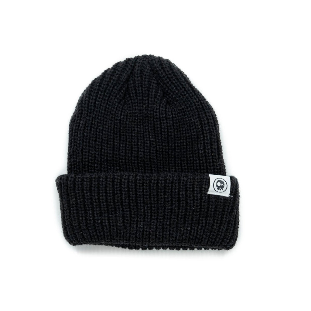 The Minimal Beanie by Headster - Black