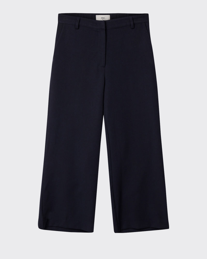 The Culotta Pants by Minimum - Navy