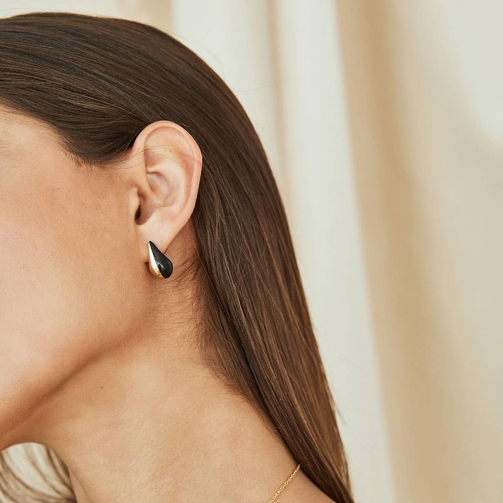 The Nene Teardrop Earrings