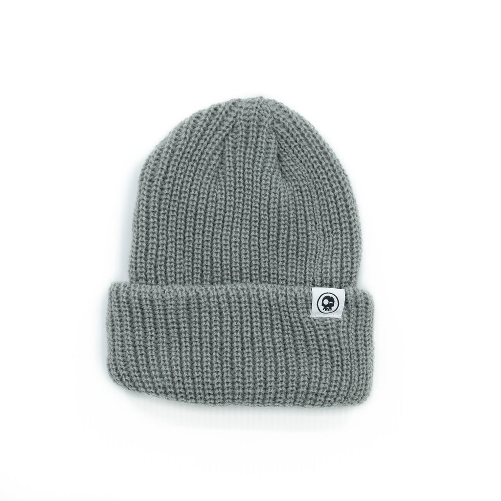 The Minimal Beanie by Headster - Grey