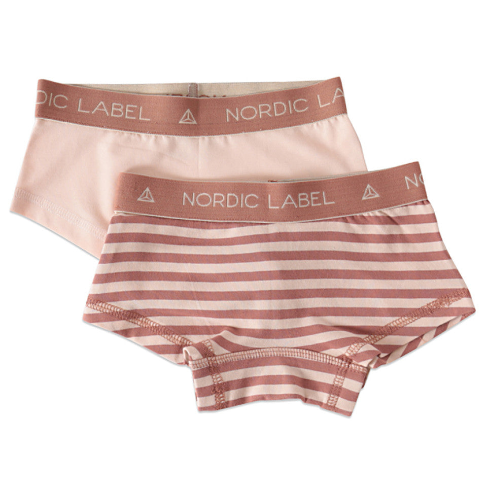 The Hipster Panties 2 Pack - Baby - Stripe