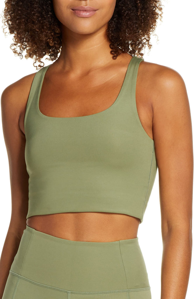 The Paloma Bra - PLUS - Olive