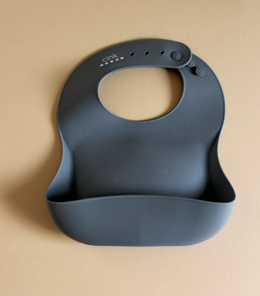 The Cink Silicone Bibs - Various Colours
