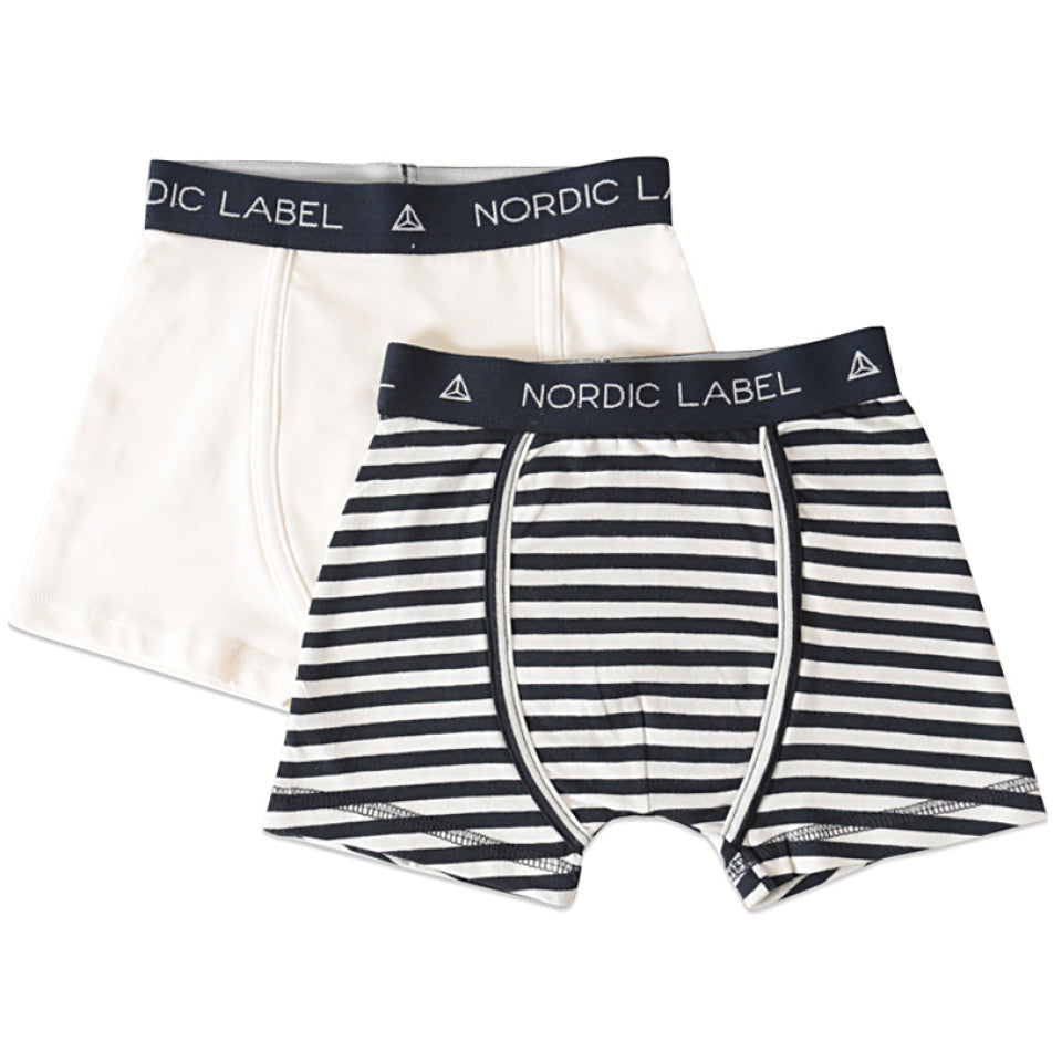 The Boxer Shorts 2 Pack - Stripe