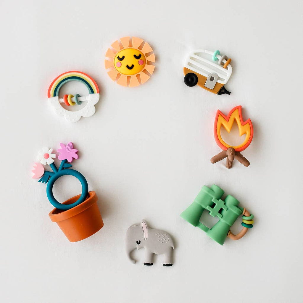 The Little Artist Teether Set