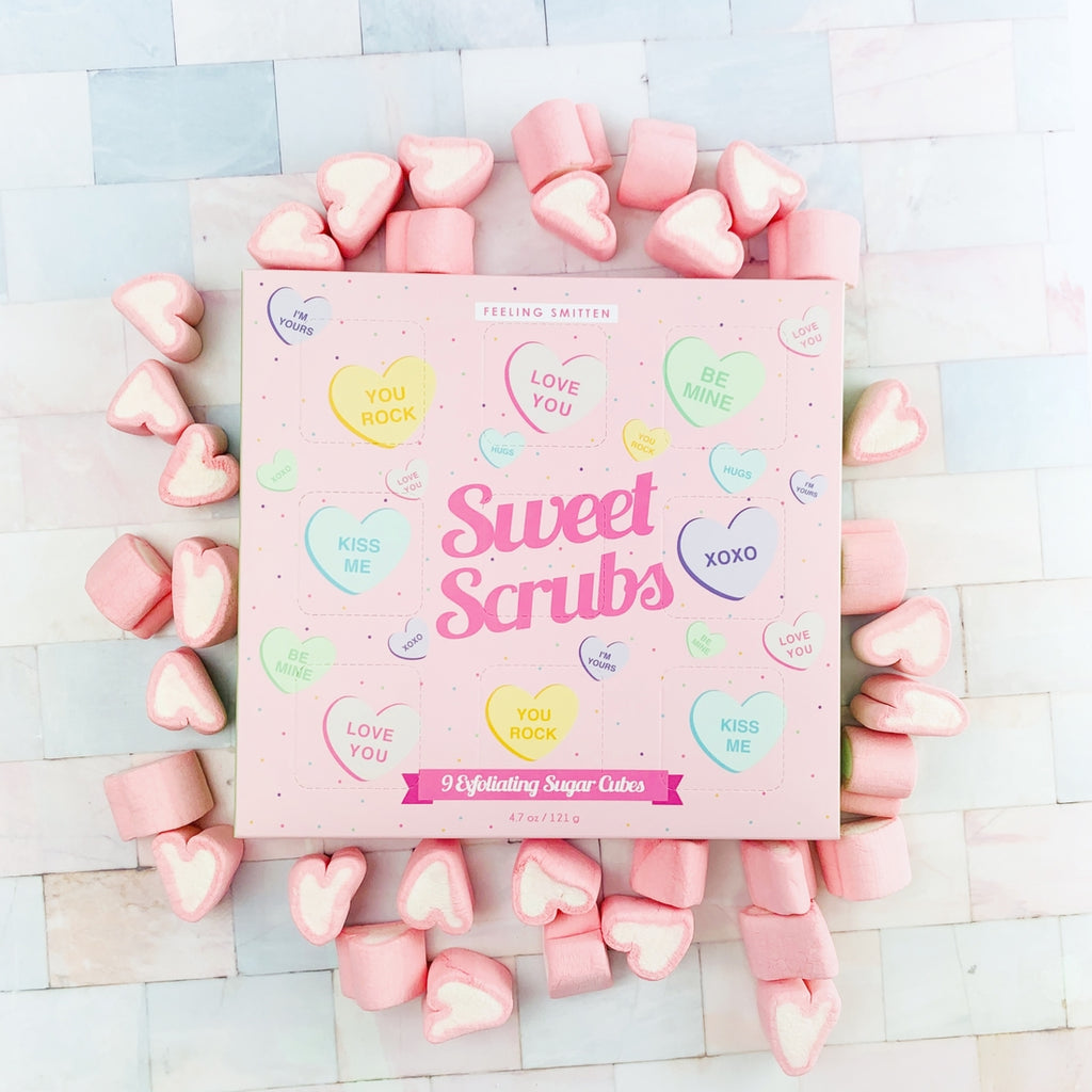 The Valentine Sweet Surprise Sugar Cube Set