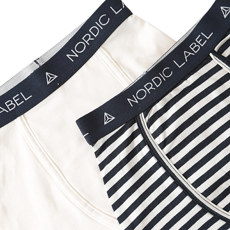 The Boxer Shorts 2 Pack - Baby - Stripe