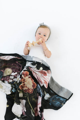 The Swaddle Blanket - Tuscan Floral