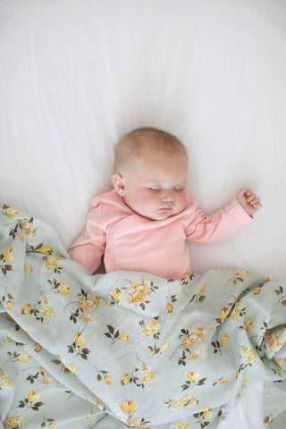 The Swaddle Blanket - Wild Rose