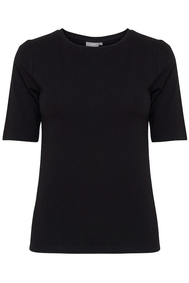 The Pamela T-Shirt - Black